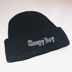 Sleepy Boy LOGO BEANIE