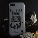 CAMPS iphoneケース【Let's get Lost】Land Rover Defender