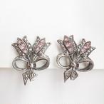 """AVON"" Pink Tulip earring[e-650]"