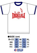 INIKI ALI(イノキ×アリ)Tシャツ