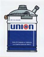 ガレージステッカー!(union)