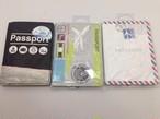 紙?のマイティーパスポートケース
