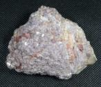 ピンクトルマリン イン レピドライト  125,2g T124 天然石 鉱物 標本 原石 パワーストーン