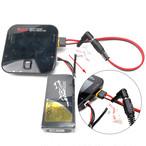 ◆SkyzoneやFatsharkなどのゴーグル用リポバッテリーを充電する変換ハーネス、DCメス5.5×2.1⇒XT60
