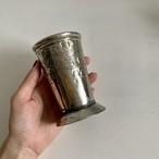 ジャーマンシルバーの古いコップ