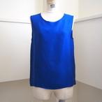 【hippiness】cupro tanktop (blue) /【ヒッピネス】キュプラ タンクトップ (ブルー)
