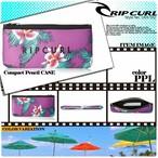リップカール クラッチバッグ  レディース かわいい 化粧ポーチ バッグインバッグ コーデ プレゼント RIP CURL U03-932