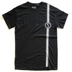 Colon Cycle shop tee shirt, black