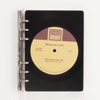 レコード盤がノートになった!Logu Recording Note 003_A アップサイクル(UP cycle)