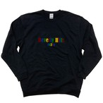 Beverly Hills 90210 Embroidery Color Logo Sweat