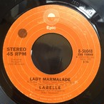 LaBelle ‎– Lady Marmalade