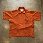 KING LOUIE 60's Bowling Shirt #TP-343