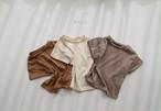 『翌朝発送』Haru T-shirt〈Aosta〉