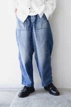 【ORDINARY FITS】 JAMES PANTS used/OF-P002D used
