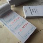 ハンガリーのシールチケット