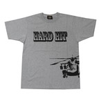 HH ORIGINAL COTTON TEE  / GRAY