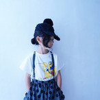 frankygrow×stitchhouse CHARITY T-SHIRT / KIDS