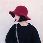 【小物】高品質海外トレンド日系折りたたみカラー豊富帽子 23875698