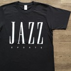 Jazz & Sports Tシャツ/ビンテージ・ブラック