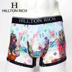 【HILLTON RICH】SPLASH / HR-024 ヒルトンリッチ メンズ ボクサー パンツ ローライズ