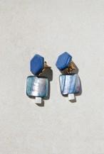 Pierce: Shell Beads & 特製タイル [群青]