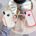 【オーダー商品】好きな写真を入れて♪Simple love iphone case