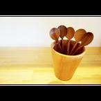 tougei 木製スプーン