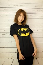 DC バットマン ロゴ Tシャツ