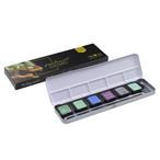 FINETEC パールセントカラー F0602 パールカラー 5色+ Flip-Flopカラー 1色セット