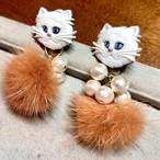 CAT pon pon ♡2way use 純白のミス、キャット!