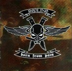 【USED】split / BORN FROM PAIN, REDLINE