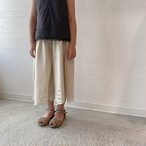 lace cullotte pants