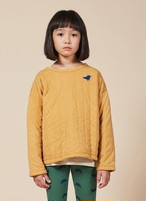 BOBO CHOSES ボボショセス Bird Tuner Quilted Sweatshirt size:2-3Y(100)