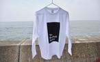 Rectangle ロングTシャツ 【ホワイト】