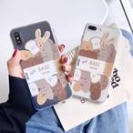 【オーダー商品】Cute toast bread  iphone case