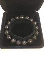 水晶の中 ブラックの針がぎっしり 最高級 ブラックルチルクォーツ 宝石鑑定書付 オープン記念価格