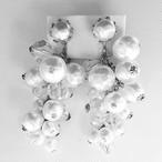 pearl chandelier earring[e-535]