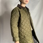 Barbour / Used Quilting Jacket _01(バブアー /キルティングジャケット)