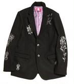 EFFECTEN(エフェクテン) herringbone tailored jacket「pattern6」