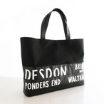 Tote Bag (L) / Black  TLB-0001