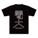 【電大×HeartsコラボT】Black