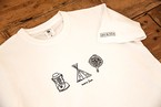 Camp goods オリジナルイラストTシャツ >>