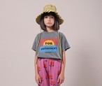 BOBO CHOSES ボボショセス For President Short Sleeve T-Shirt size:2-3Y(95-100)~10-11Y(140-150)