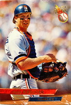MLBカード 93FLEER Chad Kreuter #201 TIGERS