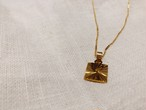 Square Necklace スクエアーネックレス