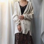 vintage cotton cardigan