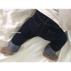 Baby denim leggings
