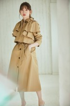 Convertible 3way Spring Coat