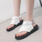 【shoes】合わせやすい ストラップ シンプル感じ 疲れない サンダル