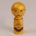 ディズニー スター・ウォーズ C-3PO 卯三郎こけし